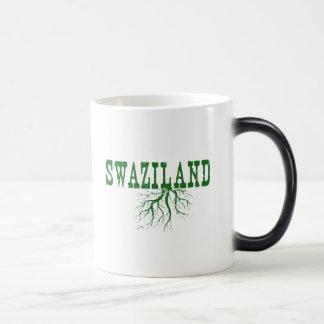 スワジランドの根 モーフィングマグカップ