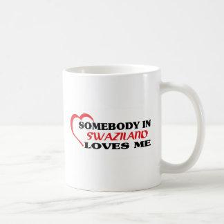 スワジランド コーヒーマグカップ