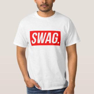 スワッグのcamiseta tシャツ