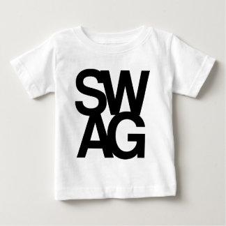 スワッグ ベビーTシャツ