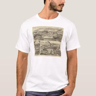 スーザンHarpoldの住宅そして製材所 Tシャツ