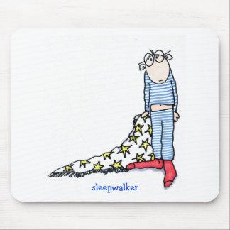 スーザンMcGraw Keber著Sleepwalker マウスパッド
