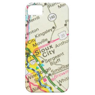 スーシティー、アイオワ iPhone SE/5/5s ケース