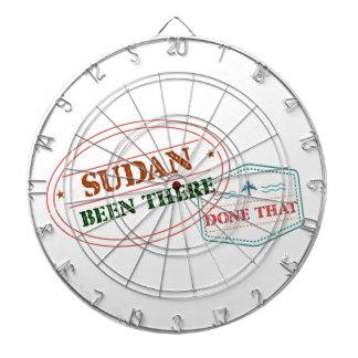 スーダンそこにそれされる ダーツボード