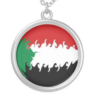 スーダン すごい 旗
