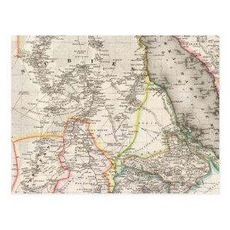 スーダン、エチオピア ポストカード