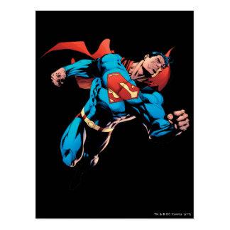 スーツのスーパーマン ポストカード