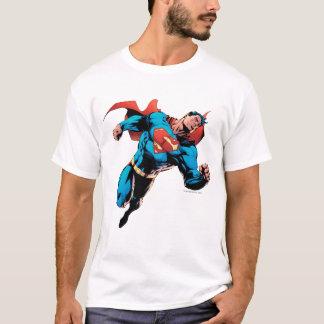 スーツのスーパーマン Tシャツ