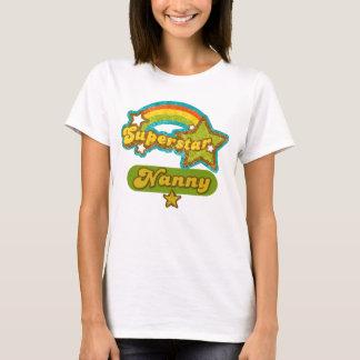 スーパースターの乳母 Tシャツ