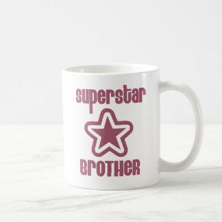 スーパースターの兄弟 コーヒーマグカップ