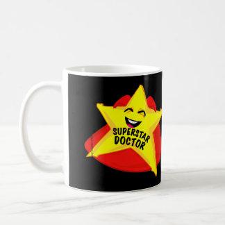 スーパースターの医者のマグ! コーヒーマグカップ