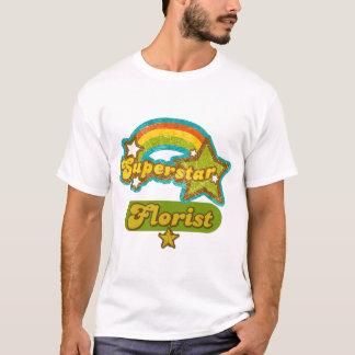 スーパースターの花屋 Tシャツ