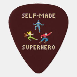 スーパーヒーローのギターピック フェンダーピック