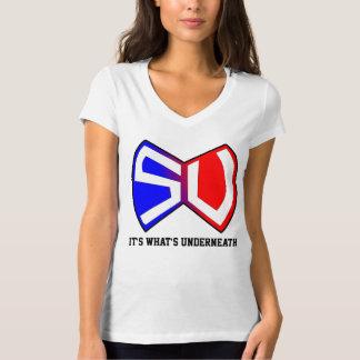スーパーヒーローの下着 Tシャツ