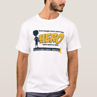 スーパーヒーローの男の子 Tシャツ