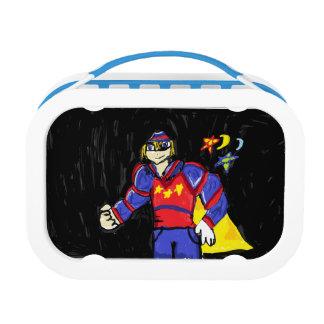 スーパーヒーローの芸術2 ランチボックス