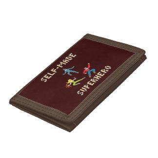 スーパーヒーローの財布