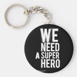 スーパーヒーローのkeychain キーホルダー