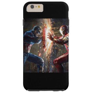 スーパーヒーロー戦争 TOUGH iPhone 6 PLUS ケース