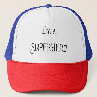 スーパーヒーロー キャップ