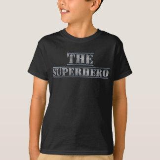 スーパーヒーロー Tシャツ