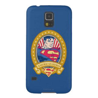 スーパーマンのアメリカ人の英雄 GALAXY S5 ケース
