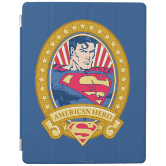 スーパーマンのアメリカ人の英雄 iPadスマートカバー