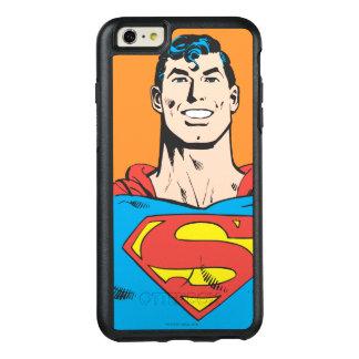 スーパーマンのバストフレーム オッターボックスiPhone 6/6S PLUSケース