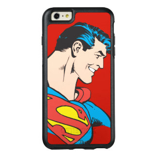 スーパーマンのバスト4 オッターボックスiPhone 6/6S PLUSケース