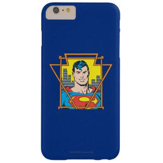 スーパーマンのバスト スリム iPhone 6 PLUS ケース