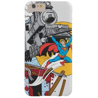 スーパーマンの上昇の列車 BARELY THERE iPhone 6 PLUS ケース