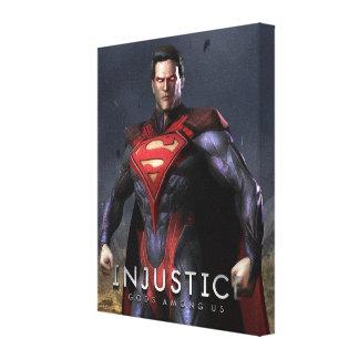 スーパーマンの代理 キャンバスプリント