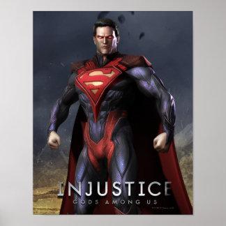 スーパーマンの代理 ポスター