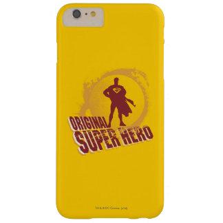 スーパーマンの元の英雄 iPhone 6 PLUS ベアリーゼアケース