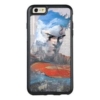 スーパーマンの凝視 オッターボックスiPhone 6/6S PLUSケース