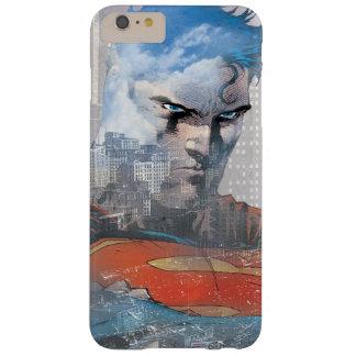 スーパーマンの凝視 スキニー iPhone 6 PLUS ケース