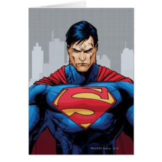 スーパーマンの地位 グリーティングカード