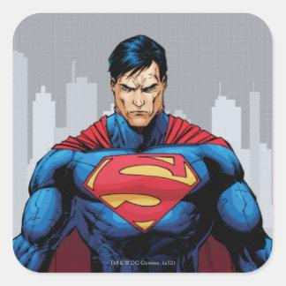 スーパーマンの地位 スクエアシール