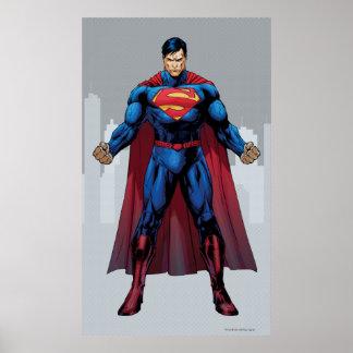 スーパーマンの地位 ポスター