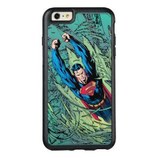 スーパーマンの壊れ目 オッターボックスiPhone 6/6S PLUSケース