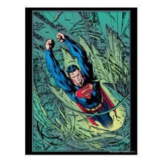 スーパーマンの壊れ目 ポストカード