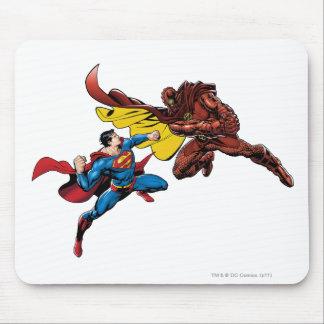スーパーマンの戦い マウスパッド