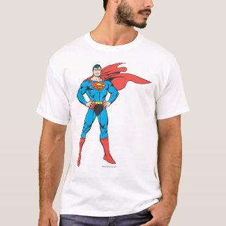 スーパーマンの提起 Tシャツ