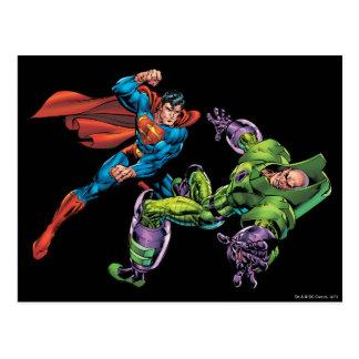 スーパーマンの敵3 ポストカード