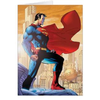スーパーマンの毎日の惑星 カード