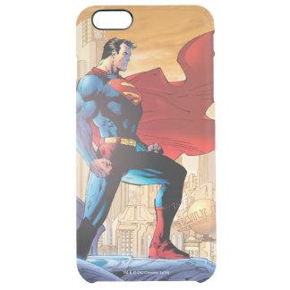 スーパーマンの毎日の惑星 クリア iPhone 6 PLUSケース