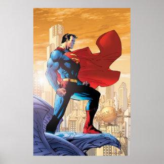 スーパーマンの毎日の惑星 ポスター