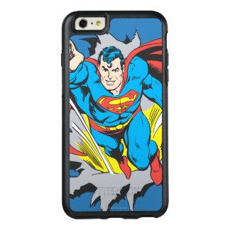 スーパーマンの破損 オッターボックスiPhone 6/6S PLUSケース