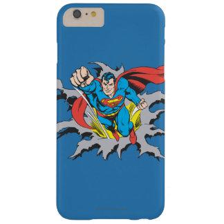 スーパーマンの破損 スキニー iPhone 6 PLUS ケース