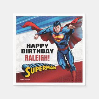 スーパーマンの誕生日 スタンダードカクテルナプキン